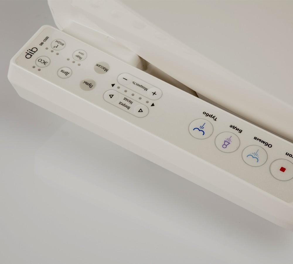 Электронная крышка-биде Daewon DIB-C500