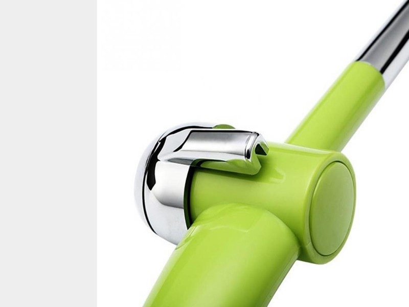 Душевая лейка для интимной гигиены, зеленый