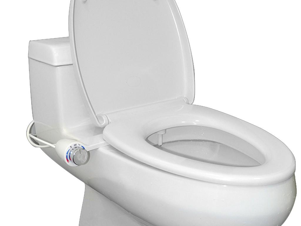 Биде-накладка ДЖЕТТО - не занимает места в туалете